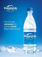 Evergrande Spring agua mineral