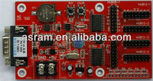 TF-M2 Full Color Network LED Display Control Card With HUB75 Extension Card For LED Signs
