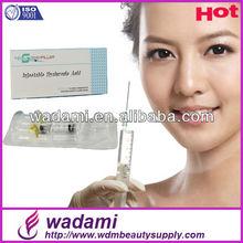 dermal fillers injectable/hyaluronic acid dermal filler