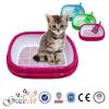 2015 New Design Portable Cat Toilet Cat Litter Pan Cat Litter Box Pet Toilet