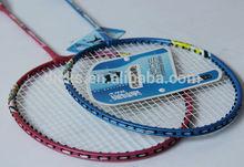 la raqueta de bádminton del directorio manufacturado china