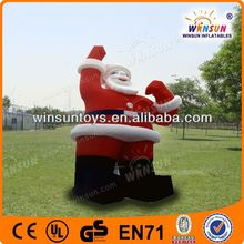 fashion lovely inflatable christmas decoration product