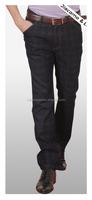classic five pocket style hot sale denim jeans denim pants trousers