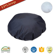 Round Custom Polyester Fiber Wholesale dog bed for outside