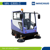 Factory plant sweeper, European Standard street cleaning machine/commercial vacuum cleaner sweeper