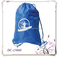Ballroom Drawstring Dance Shoe Bag With Logo