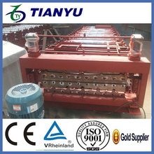 agriculture machine doublelayer metal roof tie cold roll forming