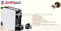 Espresso Coffee Maker Type and ABS Housing Material manual capsule coffee machines for Lavazza capsule