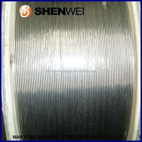 cabo de aco inox classe 6x19, AISI304 316 Stainless Steel Wire Ropes