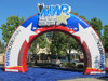 New design12ft Inflatable arch inflatable advertising arch for promotion