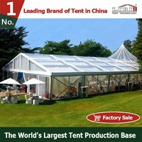 Custom-made Luxury Wedding Marquee Tent with Full Line Accessories