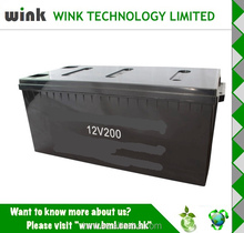 Excellent Quality UPS 12v 200ah ABS Battery Case