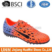 OEM Service Soccer Shoes Outdoor Football Shoe