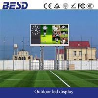 Advertising football stadium led billboard price