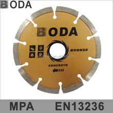 Professional supply high quality diamond mini circular saw blades for marble