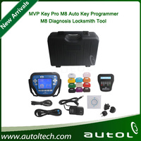 Simplicity The Key Pro M8 Best Auto Key Programmer is supplied with all available software free with Protective Carrying Case