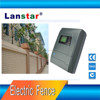 Anti-climbing and anti-cut electric fencing system for home property safe