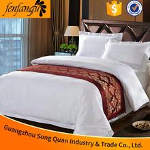 Fashion design 100% cotton 300TC super king bedding comforter sets for 5 star hotels