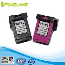 Printer ink cartridg for HP901XL CC645AC CC655AC ink cartridg