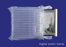 Fashionable manufacture cube electronic photo frame bag