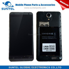 Latest original cell phone accessory touch with lcd display for X-BO V10