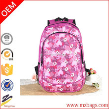 Hot sell high quality unique school backpack laptop bag