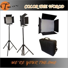 Professional led photographic equipment studio kit