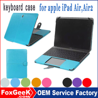 Alibaba express Bluetooth keyboard leather cover case for iPad mini keyboard case for ipad mini2/ipad Air,Air2