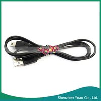 USB Power Charger Cable For Nintendo DS Lite NDSL Black