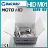 Slim ballasts motor HID KIT Motorcycle xenon hid kit h6 35w /55w 4300k 6000k 8000k 10000k motorcycle hid kit lamps