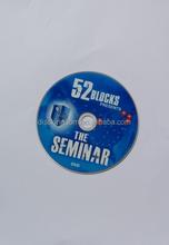 NEW Arrival 8cm 12cm min or standard 650MB capacity print cd