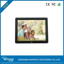 "7""/8""/10""/12""/15""/21"" inch digital photo frame music/video muti-functional LCD screen"