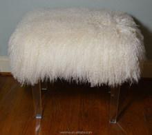 Lucite lamb stool, acrylic stool(AF-02)