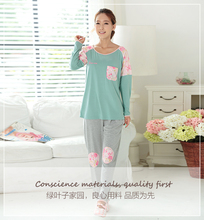 Japanese high quality cute and colorful newborn pajama