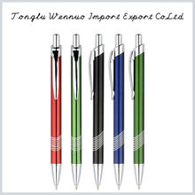 Novelty fashion luxury promotion gift pens for men