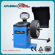 used garage equipment sale,wheel alignment and balancing machine