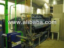 2 x MTU Diesel Generating Set 2300 kVA