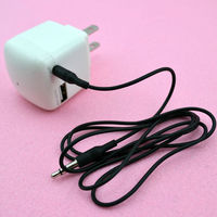 with USB wall charger, bluetooth 3.5mm receiver make your speaker with Bluetooth function just need to plug