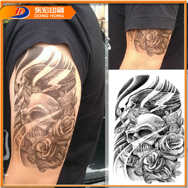 tatuagem de impressão para as crianças