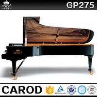 Trade assurance 88 keys Black Polish Concert Grand Piano