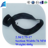 2.50/2.75-17 motorcycle accessories ectric motor motorcycle tyre and inner tube made in China