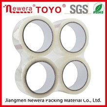 Popular selling products Standard Grade Acrylic Packaging Bopp Tape