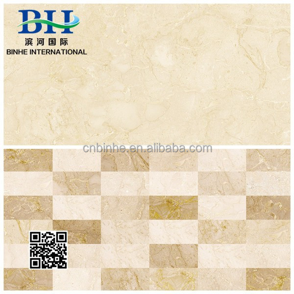 cheap ceramic bathroom wall tiles 300x600mm