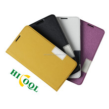 High quality PU mobile phone leather case for Samsung phones