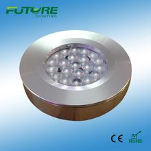 led design surface lighting puck 12v cri>80