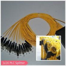1x16 ABS Box GPON BPON EPON Fiber Optical PLC Splitter Module
