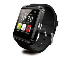 Top level hot sale touch screen mini latest gps watch phone