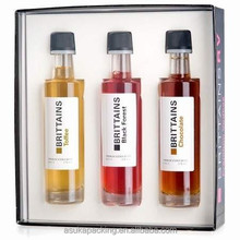 Vodka Gift Box With Blister Tray Security Packaging Box for Vodka