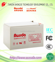 2016 popular sale 12V storage battery for car use ,cycle use , UPS