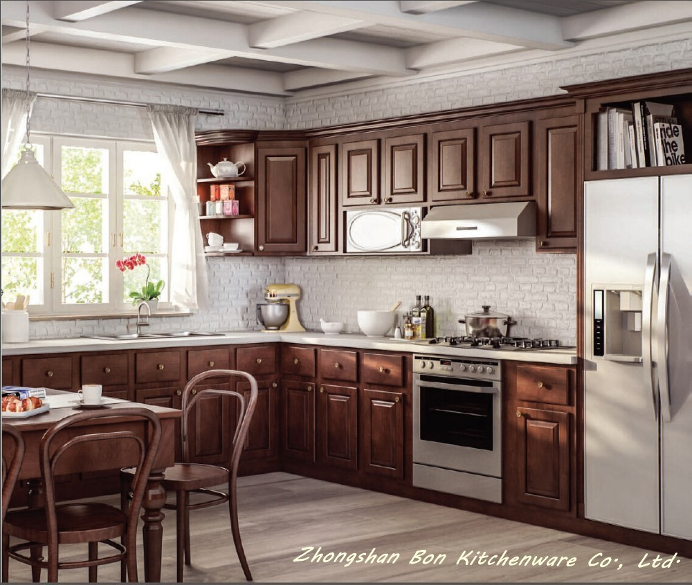 2015 Popular High End Kitchen Cabinets